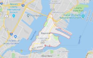 Bayonne NJ Area Personal Injury Lawyers