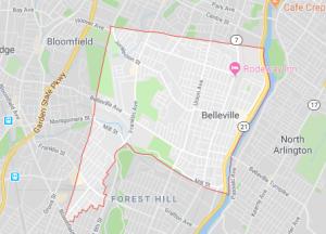 Personal Injury Law Firm Belleville NJ Area