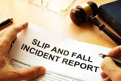 slip and fall lawyer nutley