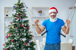 common holiday injuries