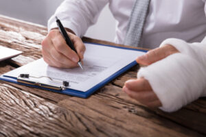 what to do if your employer denies your workers comp claim