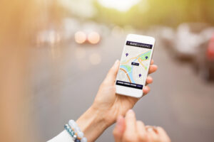 how to file an accident claim with uber